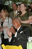 Mayor David Dinkins at David Dinkins 80th Birthday Party at Gracie Mansion in New York City.  <center>New York, NY July 16, 2007 Photo by Steve Mack/S.D. Mack Pictures