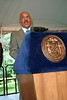 Guest at David Dinkins 80th Birthday Party at Gracie Mansion in New York City.  <center>New York, NY July 16, 2007 Photo by Steve Mack/S.D. Mack Pictures