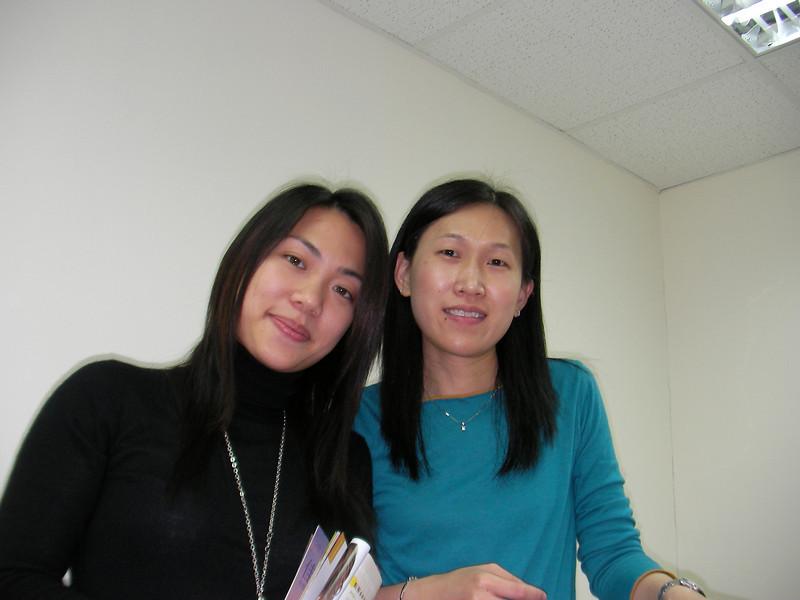 SANY0012 <br /> Elaine and Peggy