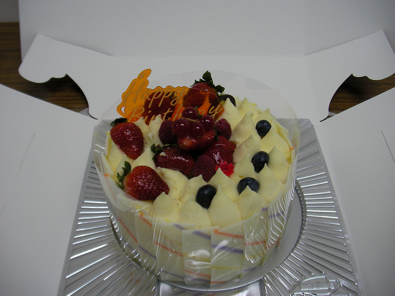 SANY0002 <br /> Photo of Elaine's Birthday