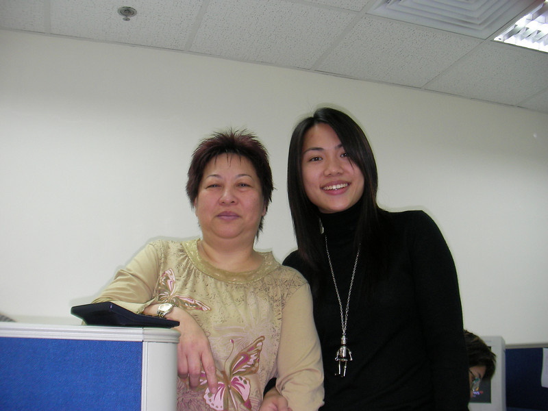 SANY0014 <br /> Mei Mei and Elaine