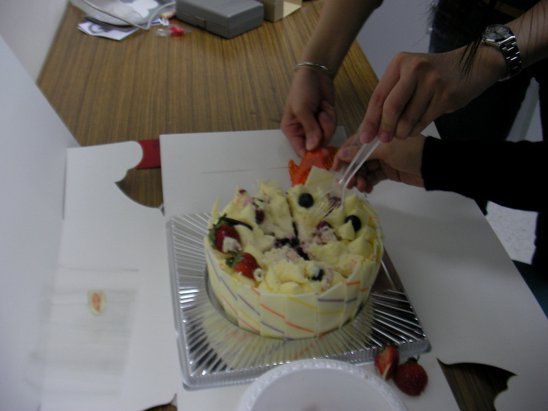 SANY0006 <br /> Photo of Elaine's Birthday
