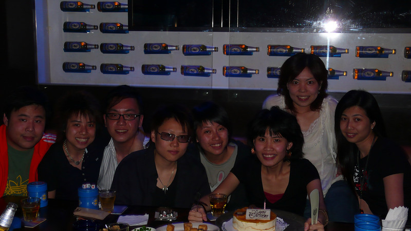 P1030157 <br /> Eva and friends