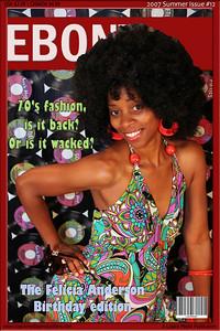 The Cover of Ebony