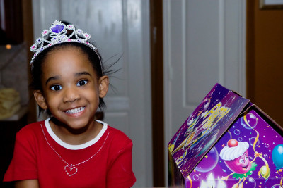 Jayla Turns 5