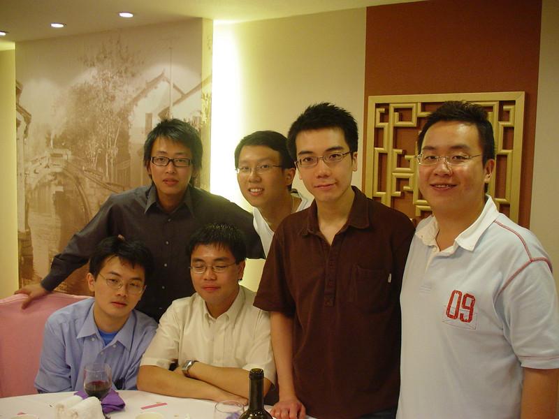 DSC05703 <br /> Photo of Lam Sir's Birthday Dinner