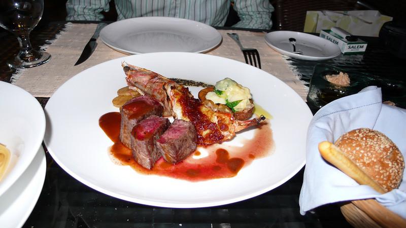 P1020633 <br /> Photo of my birthday dinner