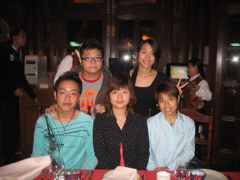IMG_0310 <br /> Hois, Hei, Ron, Elaine and Tracy