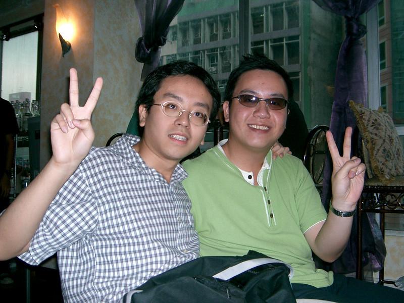 CIMG1054 <br /> John and Hois