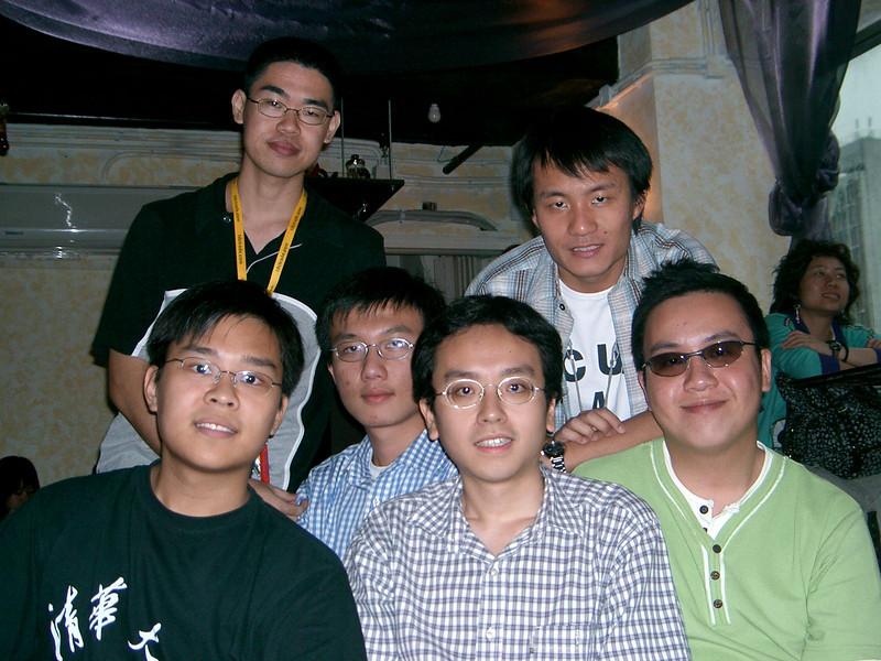 CIMG1056 <br /> Derek, Sham, Sunny, John, Tony and Hois