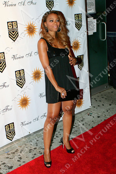 Guests at The Vivica A. Fox Birthday Celebration held at SOL Nightclub.  <center>New York, NY August 21, 2007 Photo by Steve Mack/S.D. Mack Pictures