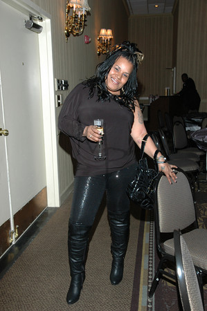 Black Party @ the St. Regis Hotel