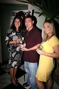 Antoia Fattizzi, Ben Wang, Mandy Ewing