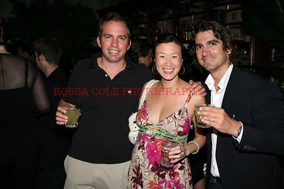 Emiliano Grassi, Alicia Liu, Sven Kaufman