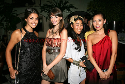 Anastasia Arianis, Carrie Crecca, Donna Kang, Katrina Vromen
