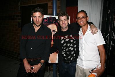 Dan Wakeford, Ray Rogers, Eric Amouyal