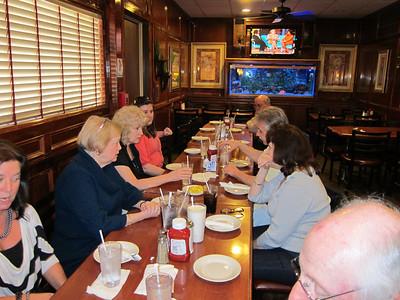 Bob Lambert's Birthday Luncheon 22 February 2012