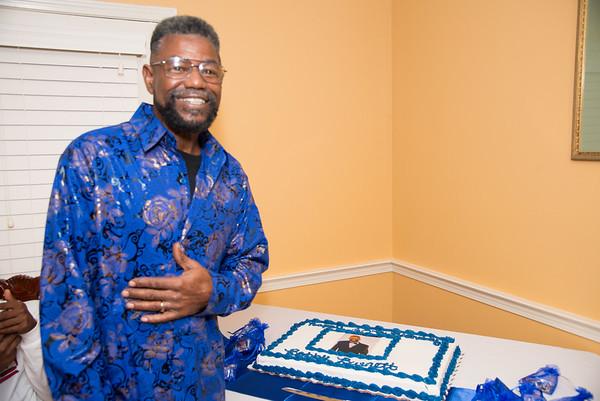 Bobby Burnett's Surprise 60th Birthday Party