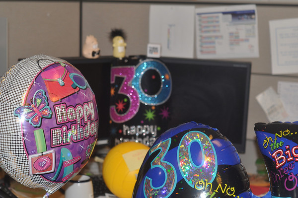 Bojana's 30th