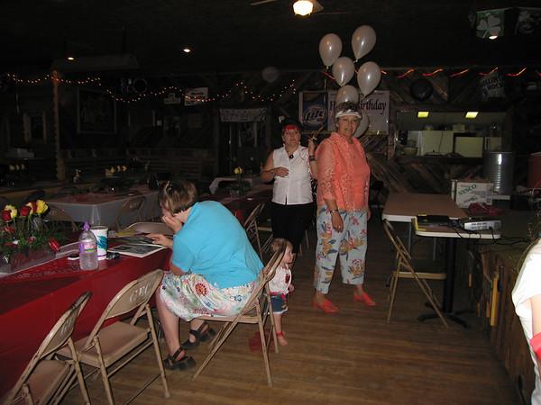 Bonnie's 80th Celebration