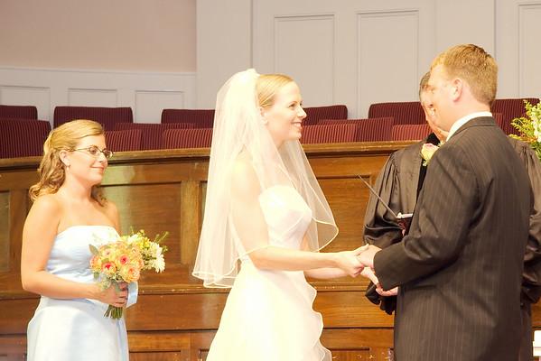 Brad and Susan's Wedding