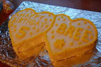 Bree's 5th Birthday