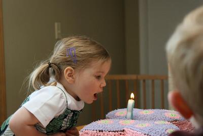 Brenna's 3rd Birthday
