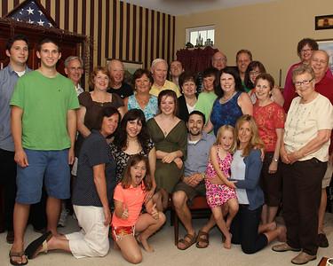 Brian Valdivia's Grad Party 2013