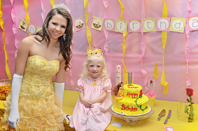 Brinley's Birthday Party