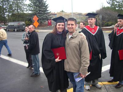 Brooke's Graduation Dec. '04