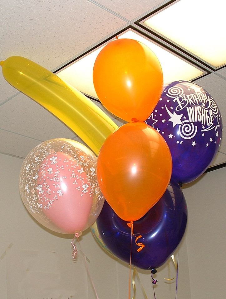 Balloons by Fiesta Creations