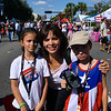 CALLE ORANGE 2011 : Hispanic festival in Orlando, Florida.