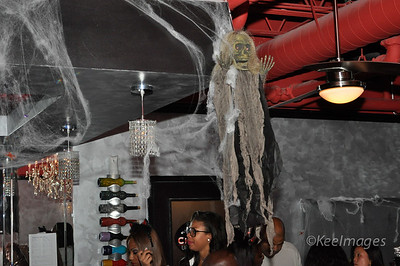 CR Lounge Halloween Party