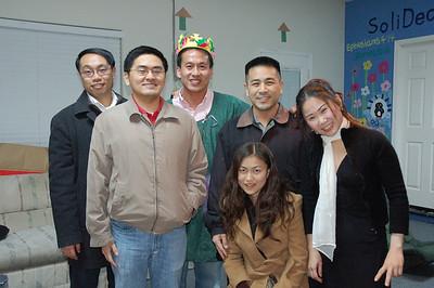 CSJ Surprises Paul 2007.12.12