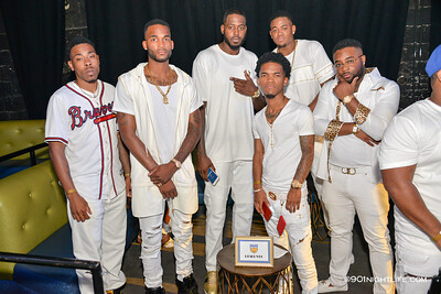Cam Payne All White 27