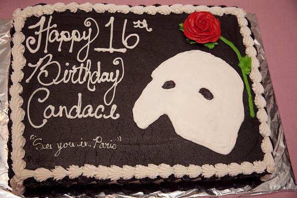 Candace's Sweet 16