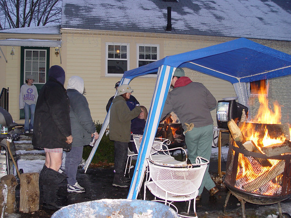 Carlson's Pats Party 2004