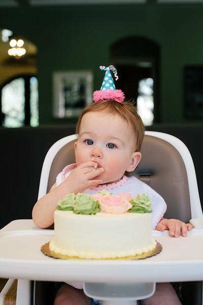 Caroline's 1st Birthday