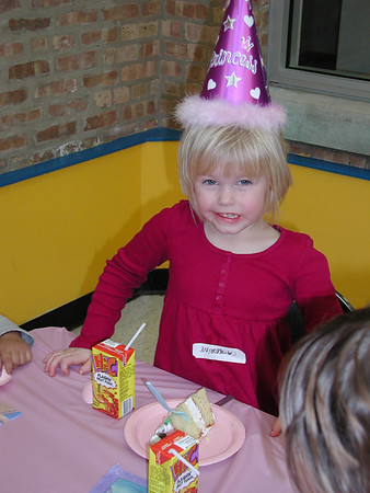 Catherine's Birthday 06