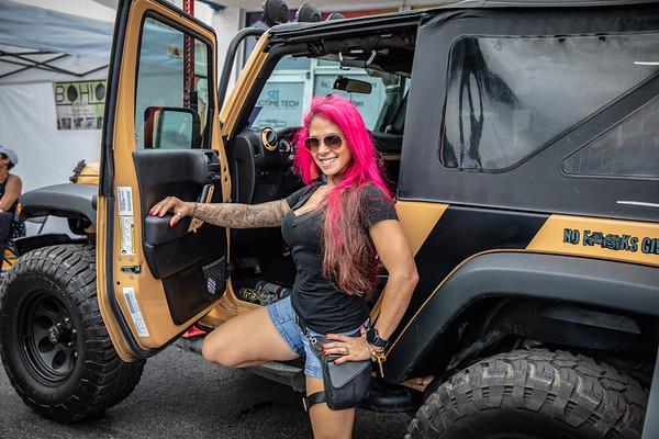 Cecil's Jeep Showcase