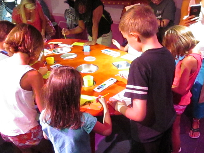 """""""Family party"""" started at Kaleidoscope (Fri July 15)"""