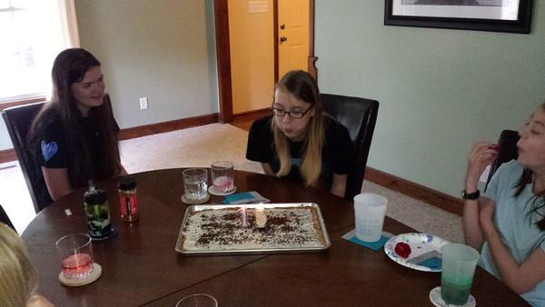 Celia 15th Birthday