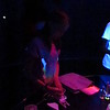 Glow-in-the-dark room
