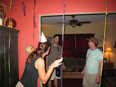 Chad's Surprise 30th Birthday Party