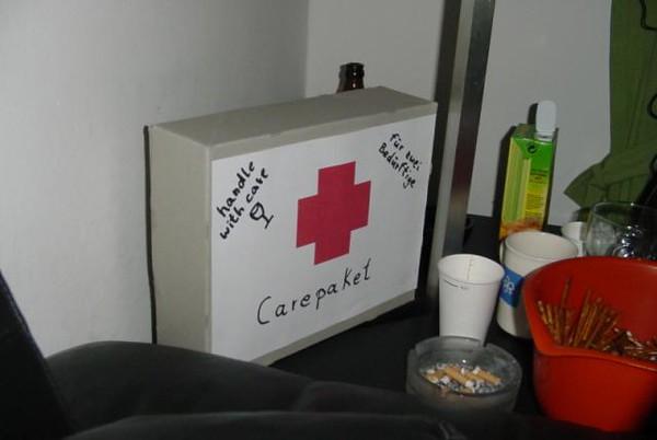Das Care-Paket!