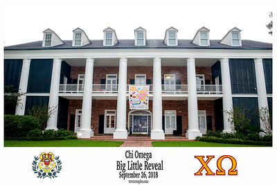 Chi Omega Events