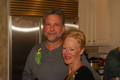 Our other wonderful neighbors, Bob and Elizabeth!