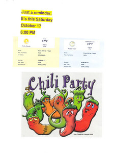 Chili Party 1