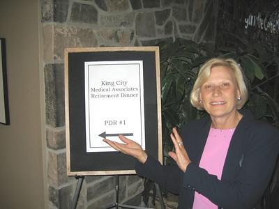 Chris' Retirement Party 2005-05-24