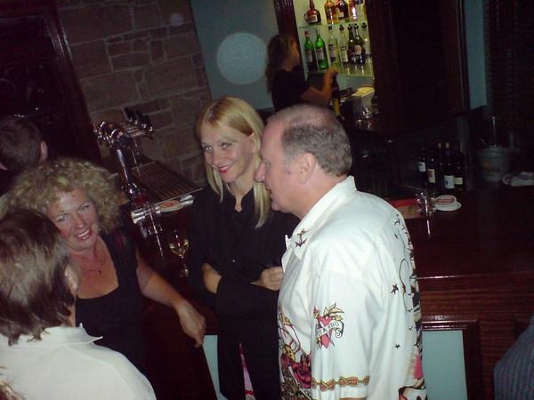 Chris Spangaro's 50th birthday ('Geezerhood') party